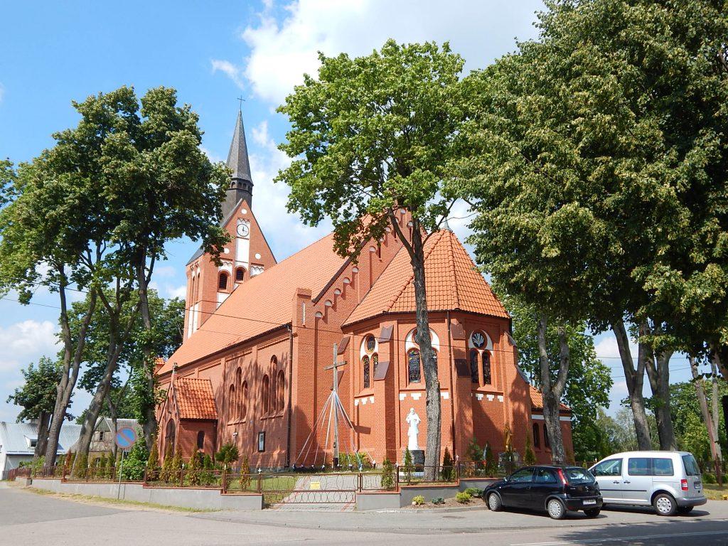 Kościół wKoczale