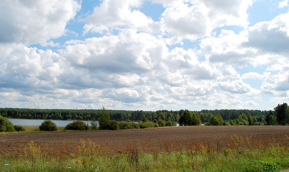 Krajobraz gminy Koczały