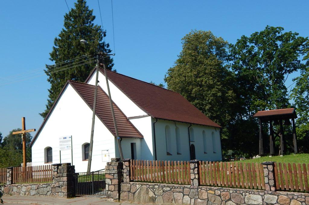 Kościół wPietrzykowie