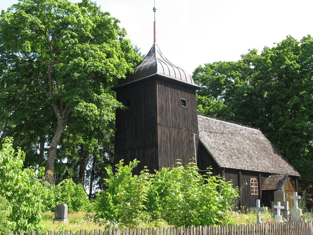 Kościół wStarznie